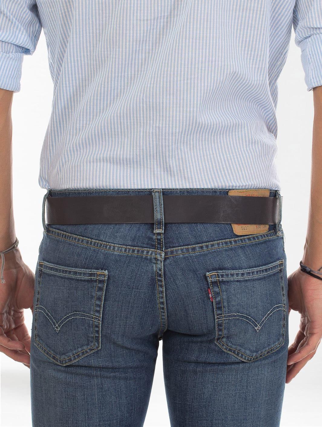 ceinture cuir homme