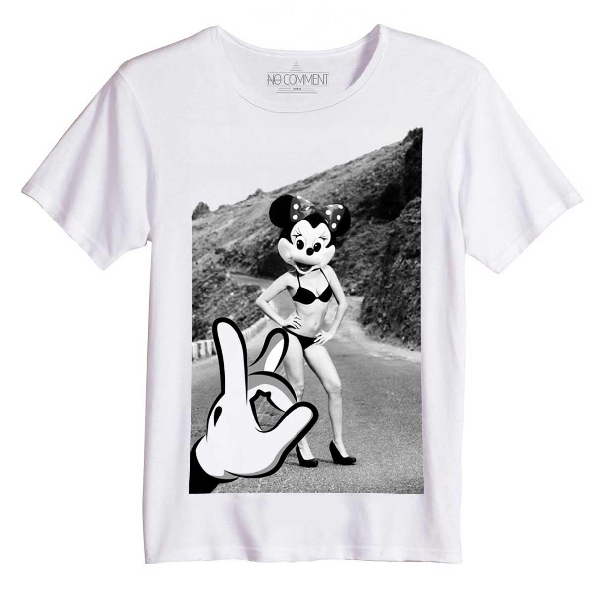 e4ddf999dece T shirt imprimé homme