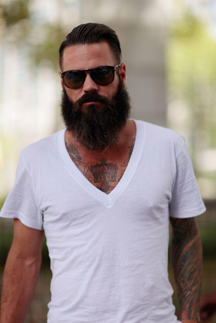 barbe homme l 39 important c 39 est de savoir bien l 39 entretenir. Black Bedroom Furniture Sets. Home Design Ideas