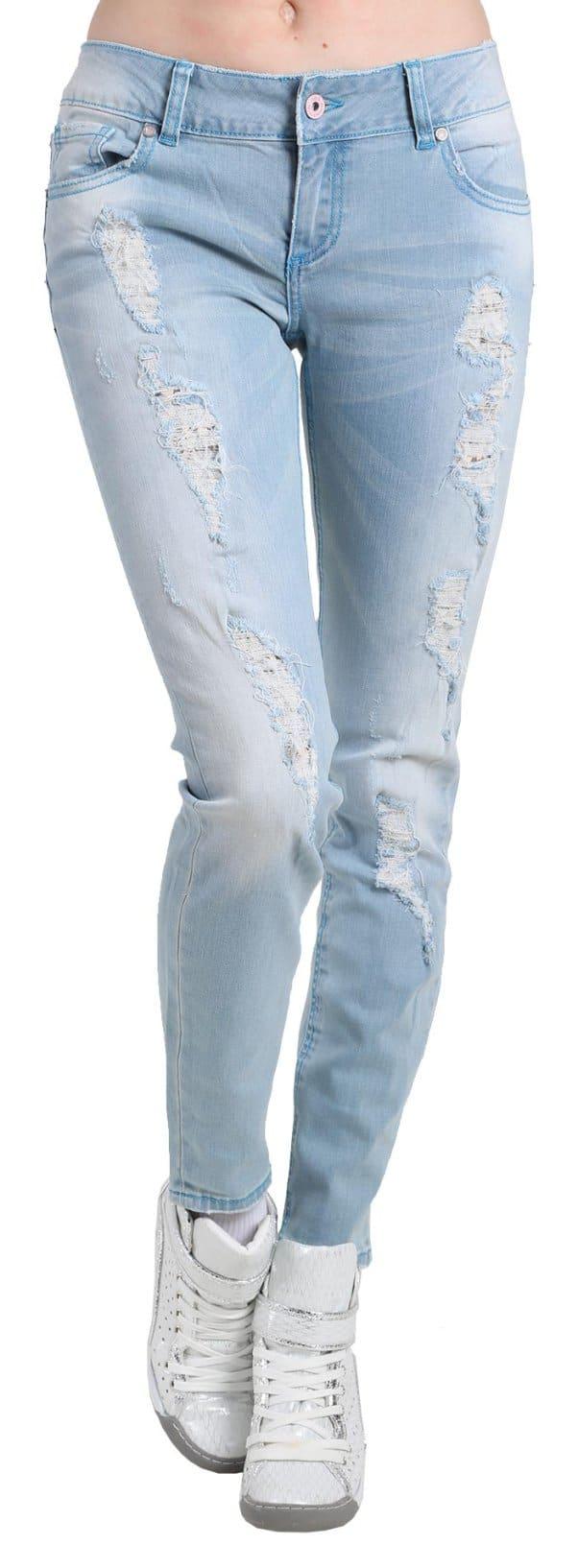 Le meilleur jean femme, pour sa morphologie