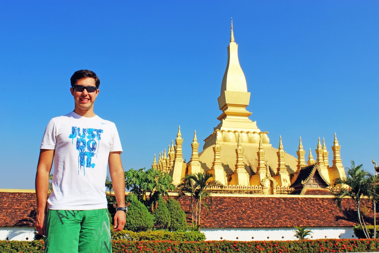 J'ai découvert le Laos en vacances