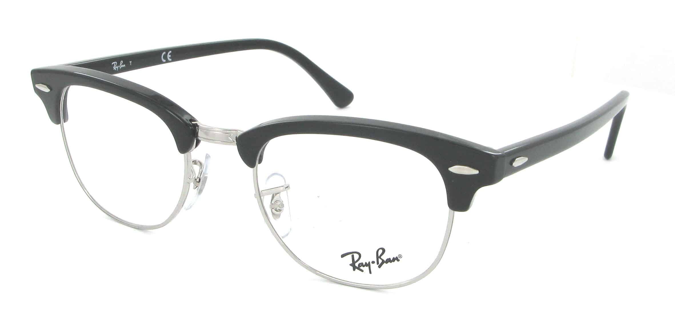 La lunette de vue pour accentuer la forme du visage