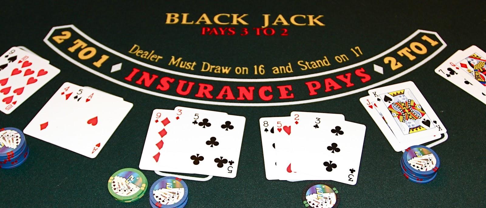 Comment ne pas perdre la main en blackjack ?