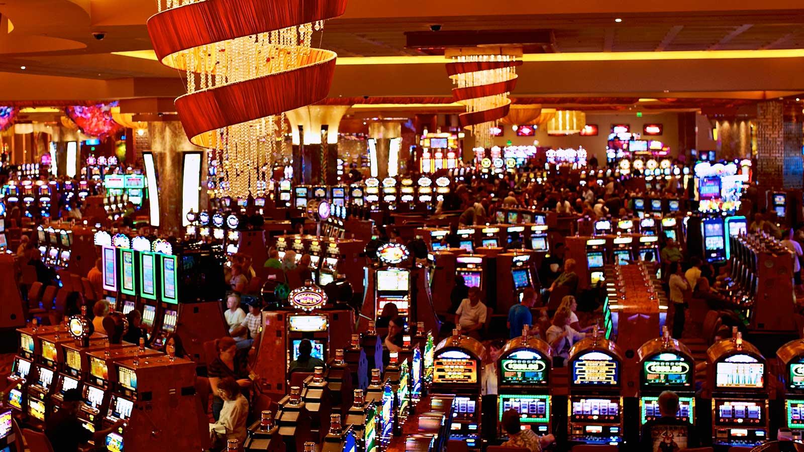 Jeux casino: les avantages des jeux en ligne