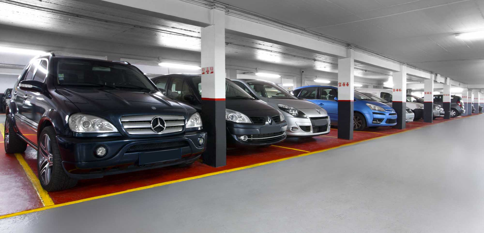 Location parking pour gagner du temps