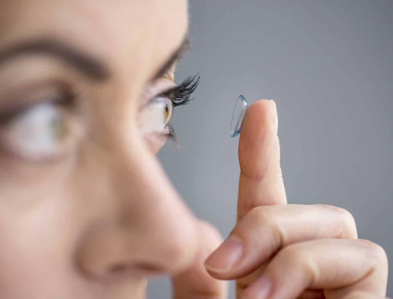 Lentilles de contact : je les préfère aux lunettes