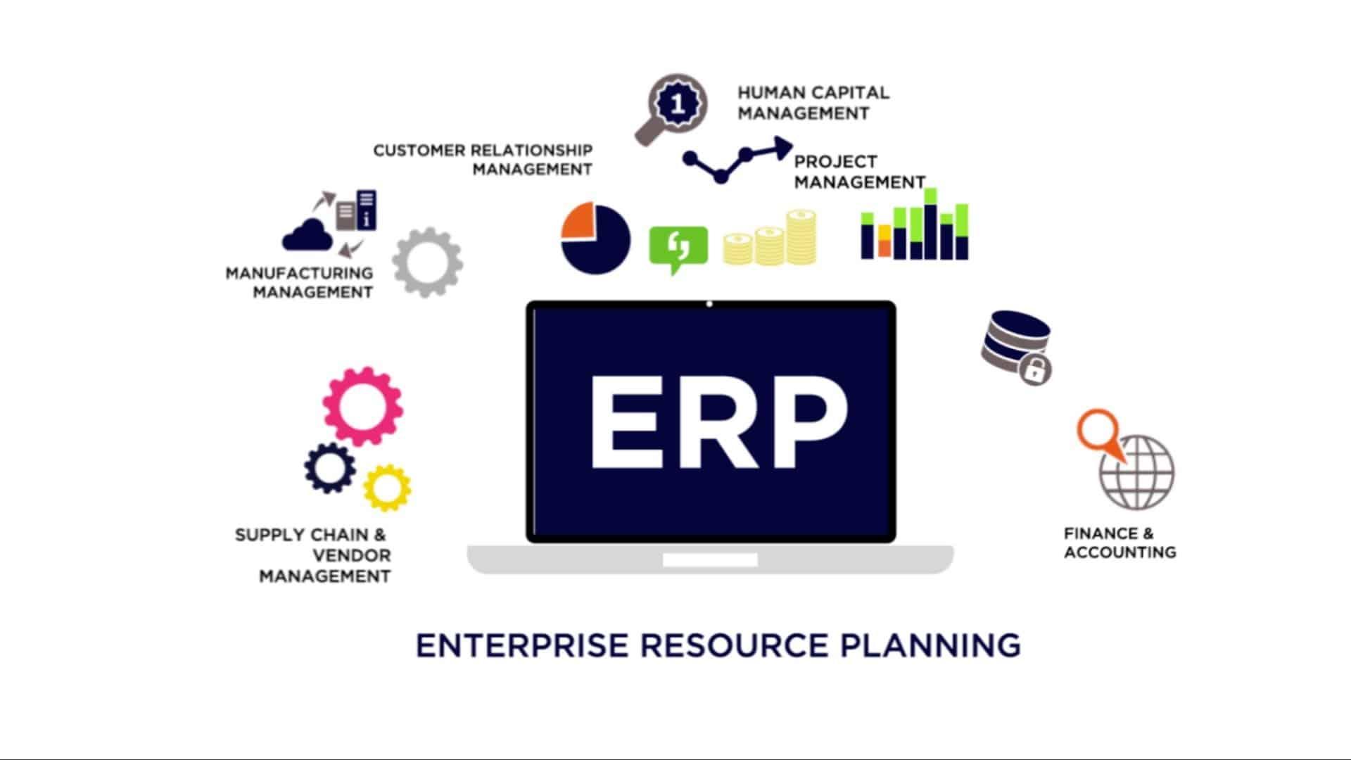 Information ERP : tout savoir sur l'ERP